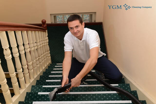 professional carpet cleaning Stoneycroft