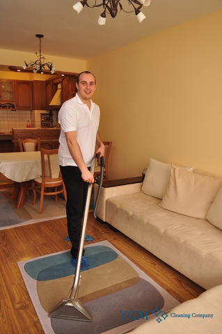 carpet cleaners in Roundthorn Industrial Estate