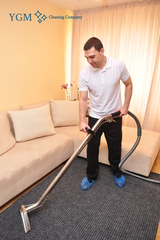 professional cleaners Dallam