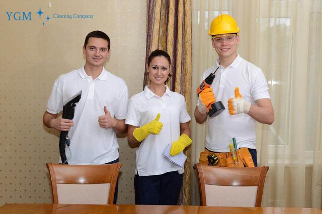 YGM Cleaning Company Ltd.