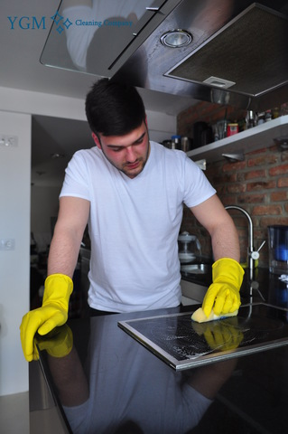 professional oven cleaning Marland