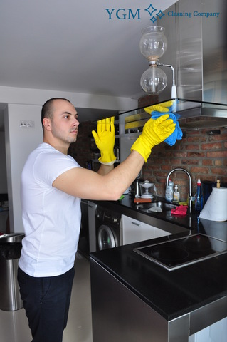 professional oven cleaners Blundellsands